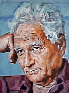 jacques derrida first session by luca del baldo